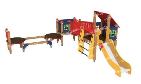701-10 Игровой комплекс