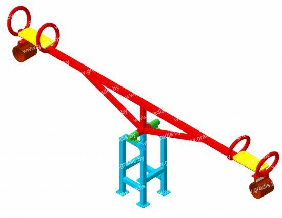Качалка-балансир 262