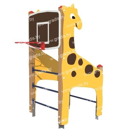 812 Жираф с кольцом