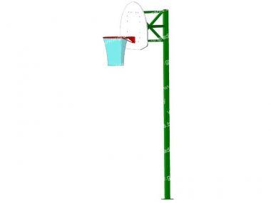 Баскетбольный щит своими руками для детей на даче 153