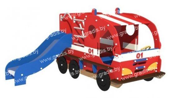 501-03 Пожарная машина