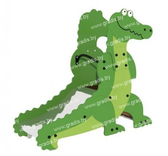 404 Горка Крокодил