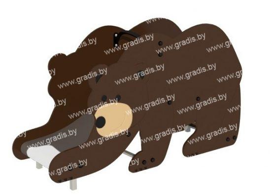 411 Горка Медведь