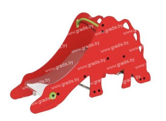 413 Горка Динозавр