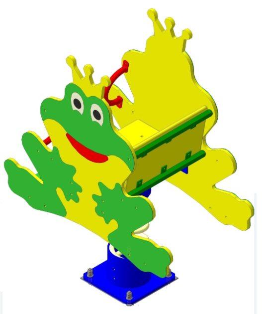 204-06 Царевна-лягушка